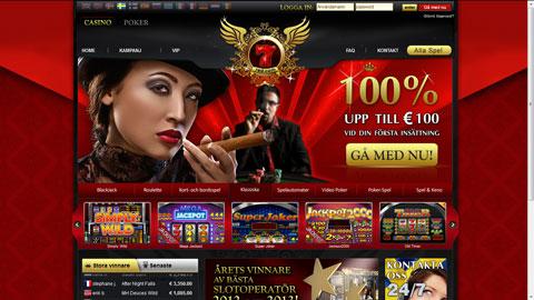 7 Red casinospel
