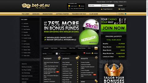 Bet-At-Eu casinospel