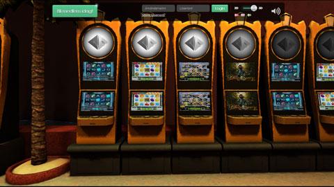 Casino floor casinospel