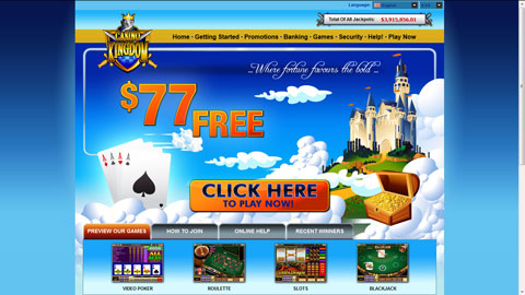Casino Kingdom casinospel