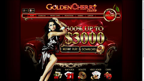 Golden Cherry casinospel