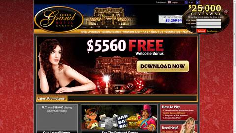 Grand Hotel Casino casinospel