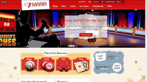 maria.com casinospel