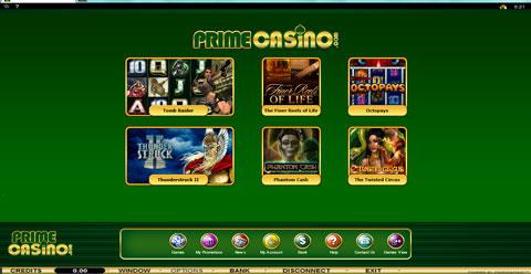 Prime Casino casinospel