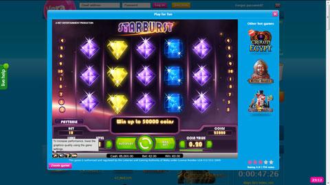 VeraJohn casinospel